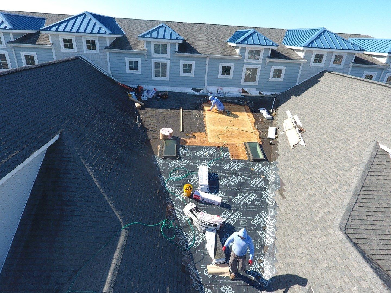 29 Commercial Shingled Roof Repairs Delaware Jpg