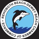 Rehoboth Beach-Dewey Beach Chamber of Commerce Logo
